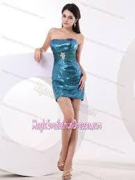middle school graduation dresses mini length sheath middle school graduation dress with sequins in