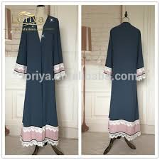 hotsale islamic clothing for women indonesia chiffon abaya online
