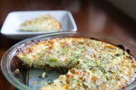 after thanksgiving casserole leftover mashed potato crusted quiche