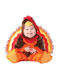 halloween costumes for infants 0 3 months amazon com incharacter baby lil u0027 gobbler turkey costume clothing