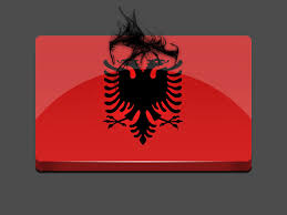 albania country flag wallpapers albania different style flag
