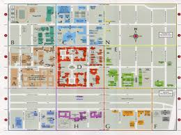 Grid Map Uchicago Campus Grid