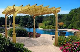 Building Your Own Pergola by Build Your Own Pergola Amish Country Gazebos