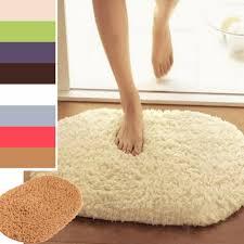 popular non slip bath mat absorbent dust bathroom rug buy cheap