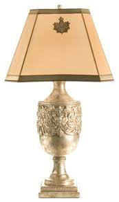 Designer Lighting Table Lamps Transitional Table Lamps Gold Transitional Table
