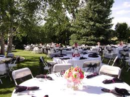 used 60 round banquet tables country creations your wedding specialist tables linens chairs