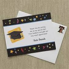 thank you graduation cards graduation thank you card sayings exle card