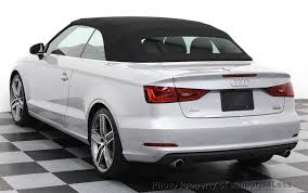 2 door audi a3 2015 used audi a3 cabriolet certified a3 2 0t quattro awd
