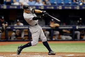 How Aaron Judge Became A Bomber The Inside Story Of The Yankees - aaron judge s the judge chambers in session at yankee stadium the