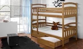 chambre fille avec lit superposé lit superposé marty chambre ado en bois massif mobilier chambre