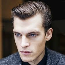 photo of the back of hair with a short bob how to perfectly slick back hair the idle man