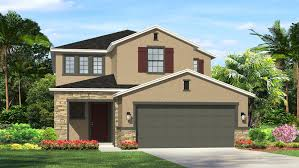 Cottage Homes by Estancia At Wiregrass Savona New Homes In Wesley Chapel Fl