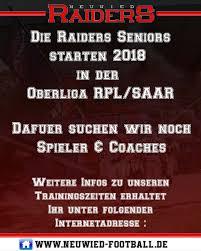 Raiders American Flag Neuwied Raiders