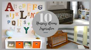 10 nursery rooms inspiration baby kids and family expo