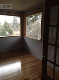Primitive Home Decor And More Painting Wood Trim White Before And After Pictures