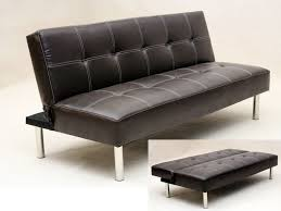 Brown Leather Sofas Sofa 5 Wonderful Sofa With Brown Leather Sofa Bed For Your