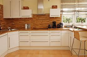 kitchen paneling backsplash wood backsplash unique and inexpensive diy kitchen backsplash