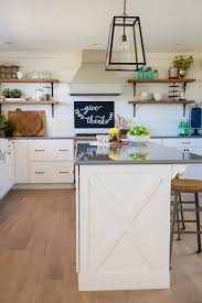 Modern Farmhouse Kitchen by Farmhouse Style Kitchen Details The Harper House