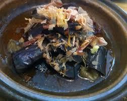 documentaire cuisine japonaise dans les vapeurs de l aubergine esterkitchen
