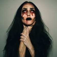 bloody mary vampire makeup instagram ashleytiopoartistry www