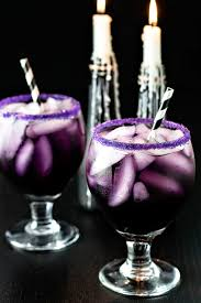 purple people eater cocktail homemade hooplah