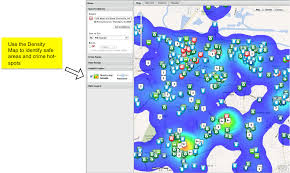 La Crime Map Lapd Crime Map Map Of Dallas Area