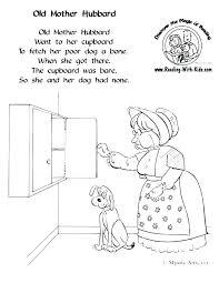 preschool coloring pages nursery rhymes hey diddle diddle coloring page nursery rhyme coloring pages hey