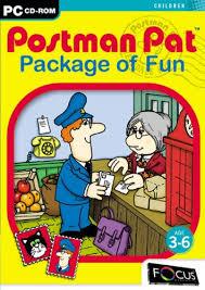 postman pat package fun amazon uk software