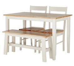 argos small kitchen table and chairs buy collection chicago solid wood table bench 2 chairs space