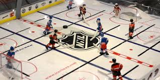 Dome Hockey Table This Classic Bubble Hockey Table Can Be Yours For A Few Grand Wired