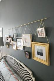 Wooden Shelf Gallery Rails by The 25 Best Picture Rail Ideas On Pinterest Picture Rail