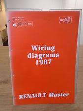 renault master car manuals u0026 literature ebay