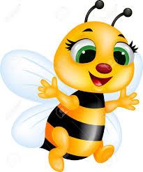 bee cartoon royalty free cliparts vectors stock illustration
