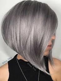 Bob Frisuren Graue Haare by In Diesen Tagen Beliebtesten Kurze Graue Haare Ideen