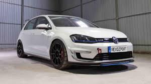 golf car volkswagen meet the electric vw golf racecar top gear