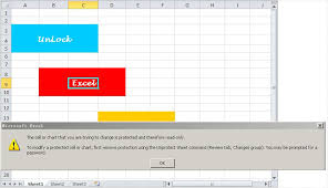 unlock sheet in excel file in c vb net