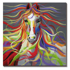 Horse Decor For Home by Popular Horse Picture With Frame Buy Cheap Horse Picture With