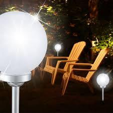 white plastic outdoor lighting solar 700mm led white plastic outdoor garden l light ground
