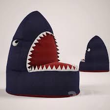 Shark Bean Bag 3d Models Miscellaneous Baby Bean Bag Shark