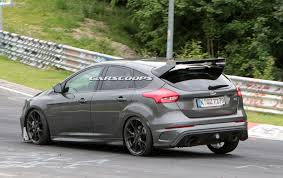subaru legacy custom 2015 ford u0027s new focus rs500 to utilize carbon panels and plastic windows