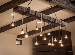 Light Fixtures For Kitchen Surprising Diy Rustic Pendant Lighting For Kitchen With Several