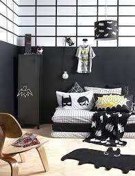 Batman Bedroom Decor Black And White Kids Batman Bedroom Batman