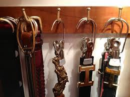 a great trick for hanging belts u2013 frances schultz