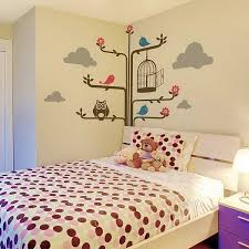 Home Decoration Wall Stickers 20 Cute Wall Decals And Murals For Kids Bedroom Home Design Lover