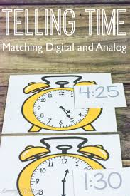 76 best telling time images on pinterest telling time activities