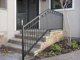 exterior stair railings porch ideas design ideas