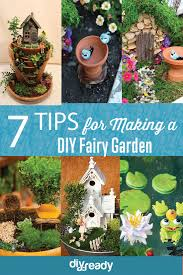 how to make a fairy garden diy projects craft ideas u0026 how to u0027s for