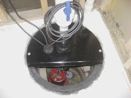 Basement Bathroom Ejector Pump How To Finish A Basement Bathroom Sewage Basin High Water Alarm