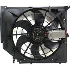 2005 bmw 325i radiator cooling fan for 2001 2005 bmw 325i 99 2000 323i ebay
