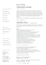sample resume for office work sample resume receptionist